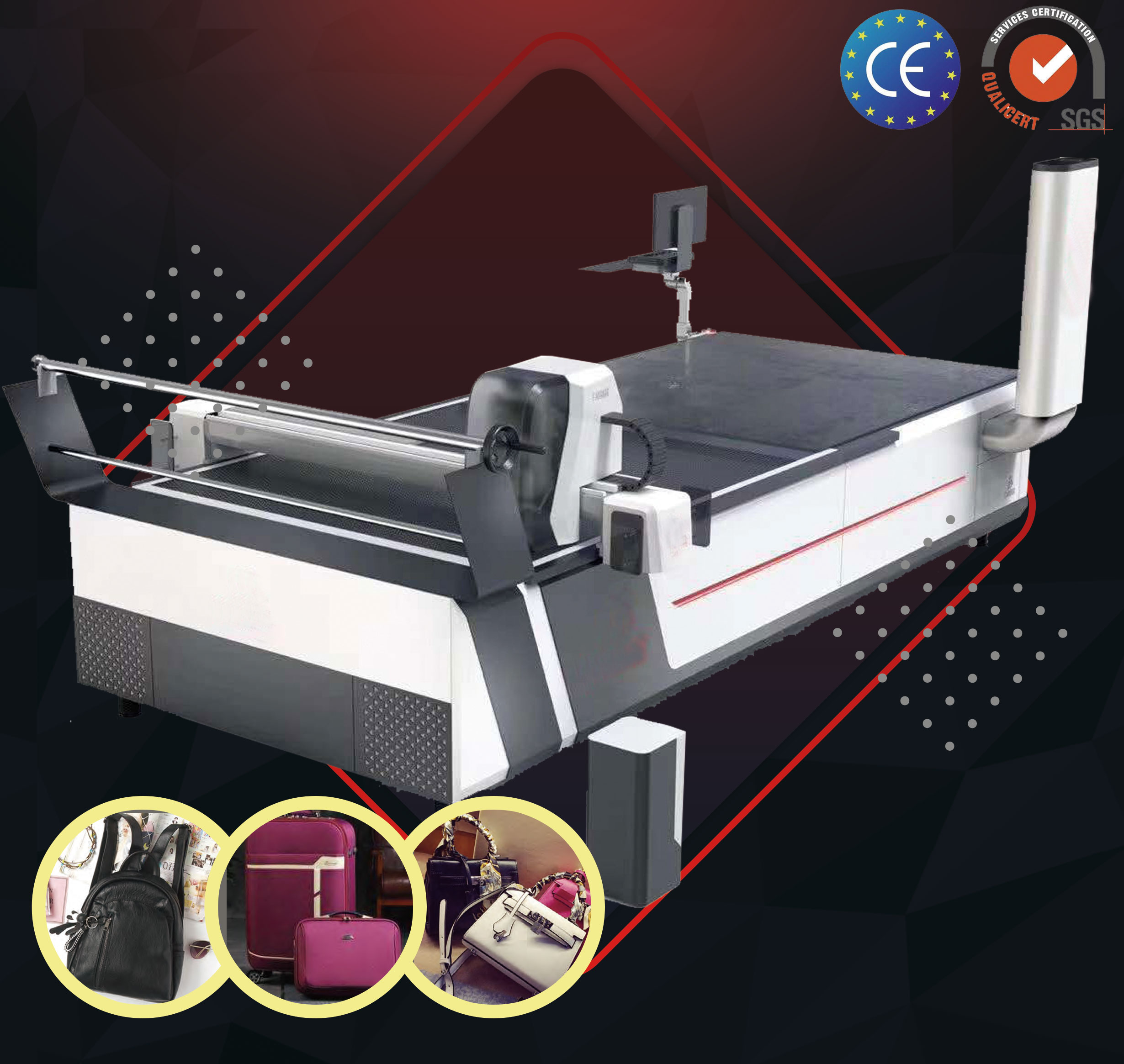 Full Auto Cutter for Luggage