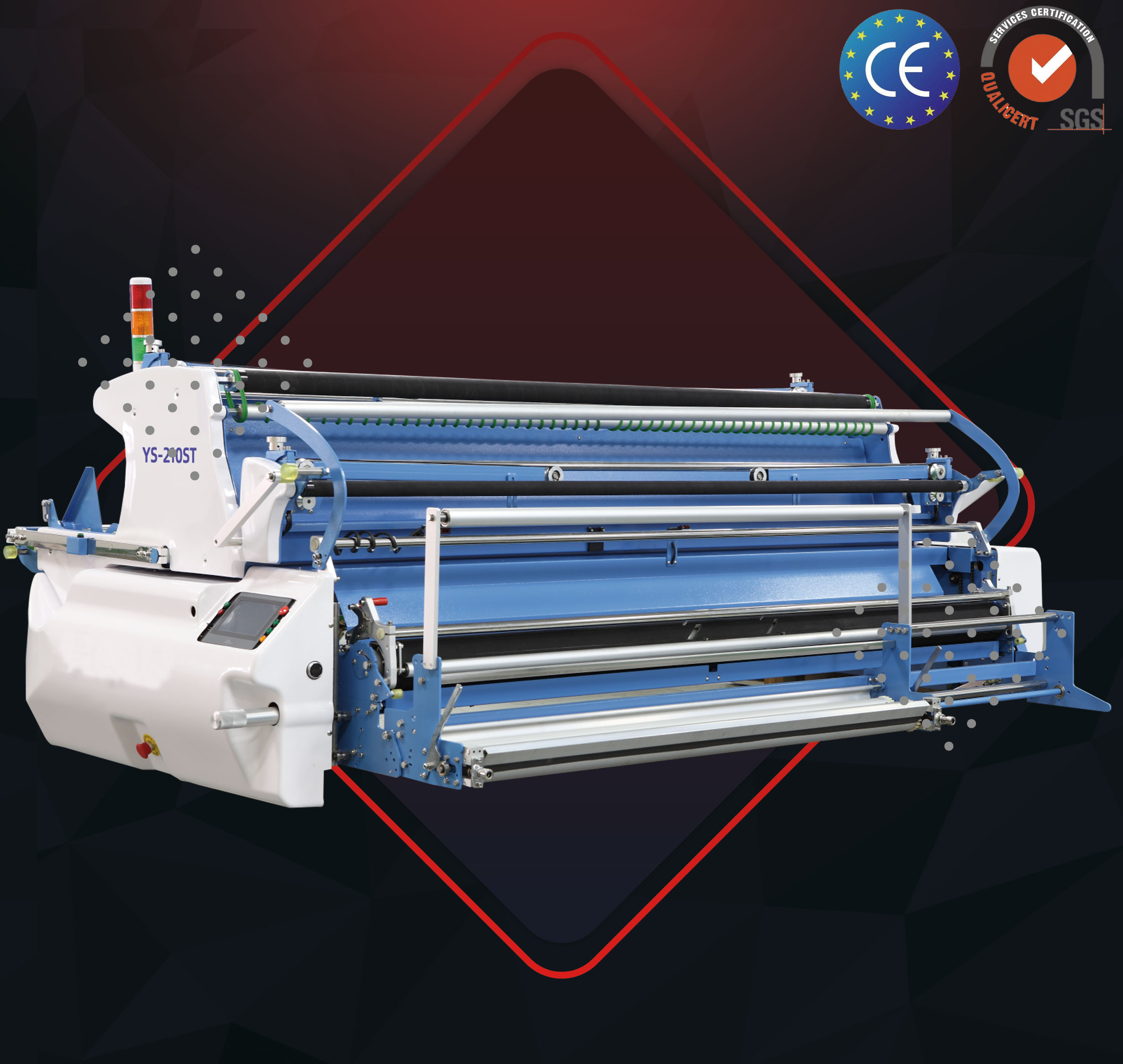 Knitting & Tubular Fabric Combo Spreader